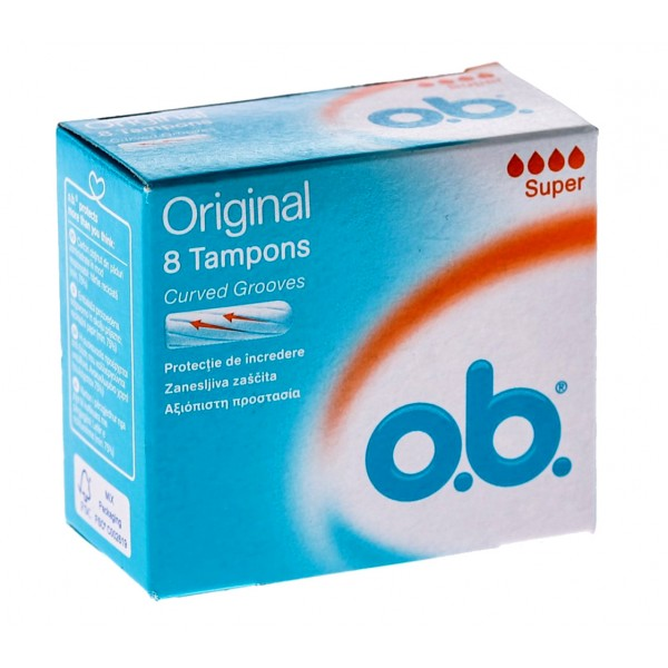 Ταμπόν O.B - Tampax