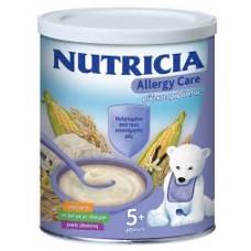 Nutricia Κρέμα Allergy Care για μωρά από τον 5ο μήνα με διαγνωσμένη αλλεργία στην πρωτεΐνη του αγελαδινού γάλακτος 300gr