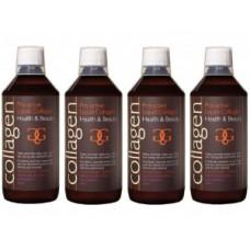 4 x Collagen ProActive υγρό Πόσιμο Κολλαγόνο 4x500ml